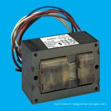 Ballast approuvé UL HX-HPF pour lampe à haute pression en sodium de 70 à 150w