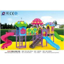 Mushroom Angel Paradise Children Plastic Slide