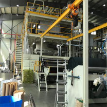 1600/2400/3200/4200 MM S Nonwoven Fabric Making Machine