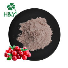 Food grade natural super fruit cranberry fruit powder