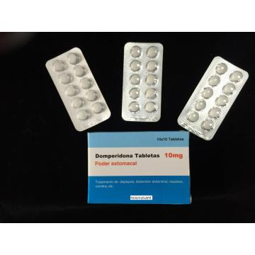 Domperidone Tablet BP 10MG