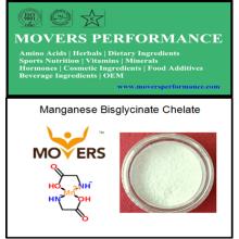 Manganeso Bisglicinato Quelato de alta calidad con CAS No: 14281-77-7