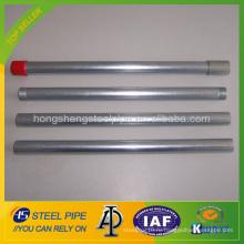 BS1387 / ASTM A53 Труба из оцинкованной трубы / GI