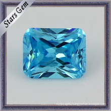 Various Loose Diamond Cut Natural Aquamarine Stones (STG-20)