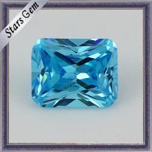 Различные Loose Diamond Cut природных аквамариновых камней (STG-20)