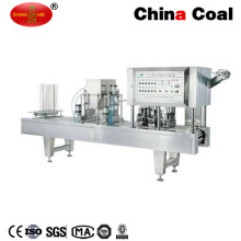 Cfd-4 Automatic Juice Water Cup Filling and Sealing Machine