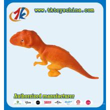 Brinquedo de dinossauro plástico pequeno engraçado para crianças