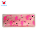 Cute Logo Printing Flexible Reusable Gel Pack