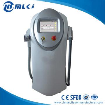 Máquina de eliminación de acné Beauty Salon ND YAG Laser + IPL