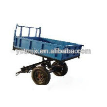 Best price tipping Trailer,1.5 ton Tractor Tipping Trailer Hot Sell
