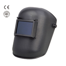 Industrial safety plastic custom welding helmet