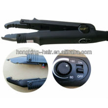 connecteur de cheveux pour l'extension, bon marché et durable