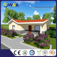 (WAS2505-95M) Maisons modulaires à faible coût en Chine Maisons de luxe préfabriquées
