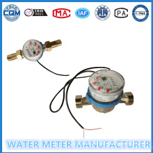 Dry Contact (Reed) Pulse Output Water Flow Meter