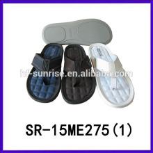 eva slipper pu upper eva outsole shoe material