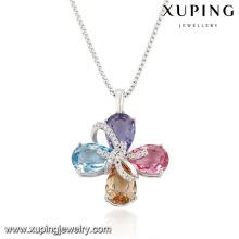 XN4777-fashion Crystals from Swarovski, crystal flower sacred geometry pendants