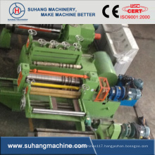 Fully Automatic 0.3-2mm Thickness Metal Coil Hydraulic Power Steel Slitting Line