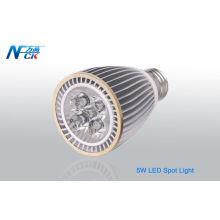 Long Life 5w 450lm E27 Par20 Led Spot Light Bulbs For Show-windows