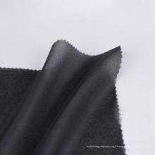 Doublure et entoilage tissés à armure sergé, nettoyables à sec