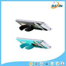Phone Decoration One Touch Design Eco-Friendy Silicone Phone Stand