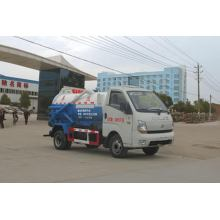 FOLAND 3CBM Vacuum Sewage Truck For Sale
