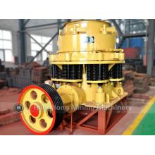 Máquina trituradora de cono de resorte Pyb600 para piedra caliza dorada
