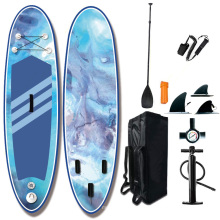 2021 popular style soft top surfboard inflatable paddle board sup stand up paddle board with perfect package