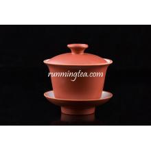 Durable mejor zisha arcilla de té conjuntos de tazas y platillos al por mayor