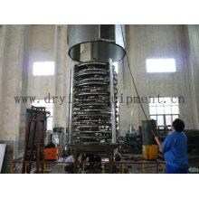 Serie PLG de la industria química orgánica Secadora de discos continuos