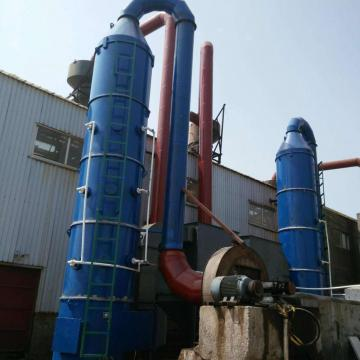 Desulphurization နှင့် denitrification deduster