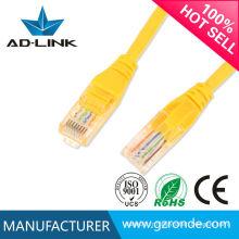 Câble ft6 cat6e haute qualité avec cordon de raccord RJ45 1m