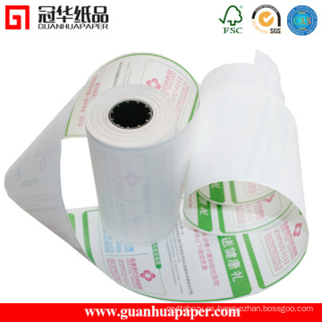 ISO China Fabricante Papel Térmico
