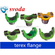 Piezas para camiones mineros Terex BRANGE YOKE