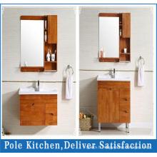 Minimalisme Vanity Vanité de salle de bain en chêne
