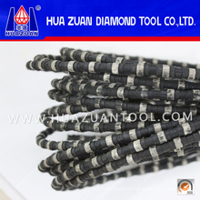 Sharpness Reinforce Concrete Diamond Cutting Wire Saw for Sale