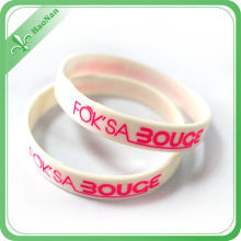 Festival Promotion Items Fashion Silicone Wristband for Gift