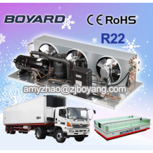 Boyard Air Cooled used condensing unit for ice creamcold room compressor