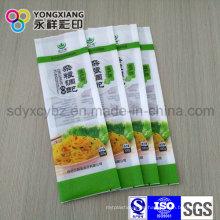 Seitliche Zwickel-Nudel-Plastik-Verpackungs-Beutel