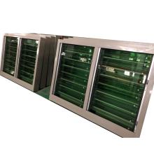 Cheap price hot sale product china manufacturer aluminium fixed  louvers window