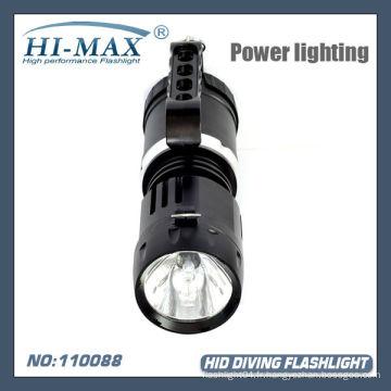 Lampe torche torche de plongée au xénon 45W