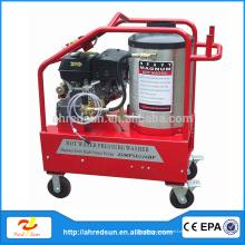 Lavadora portátil de alta presión para agua caliente serie 5000