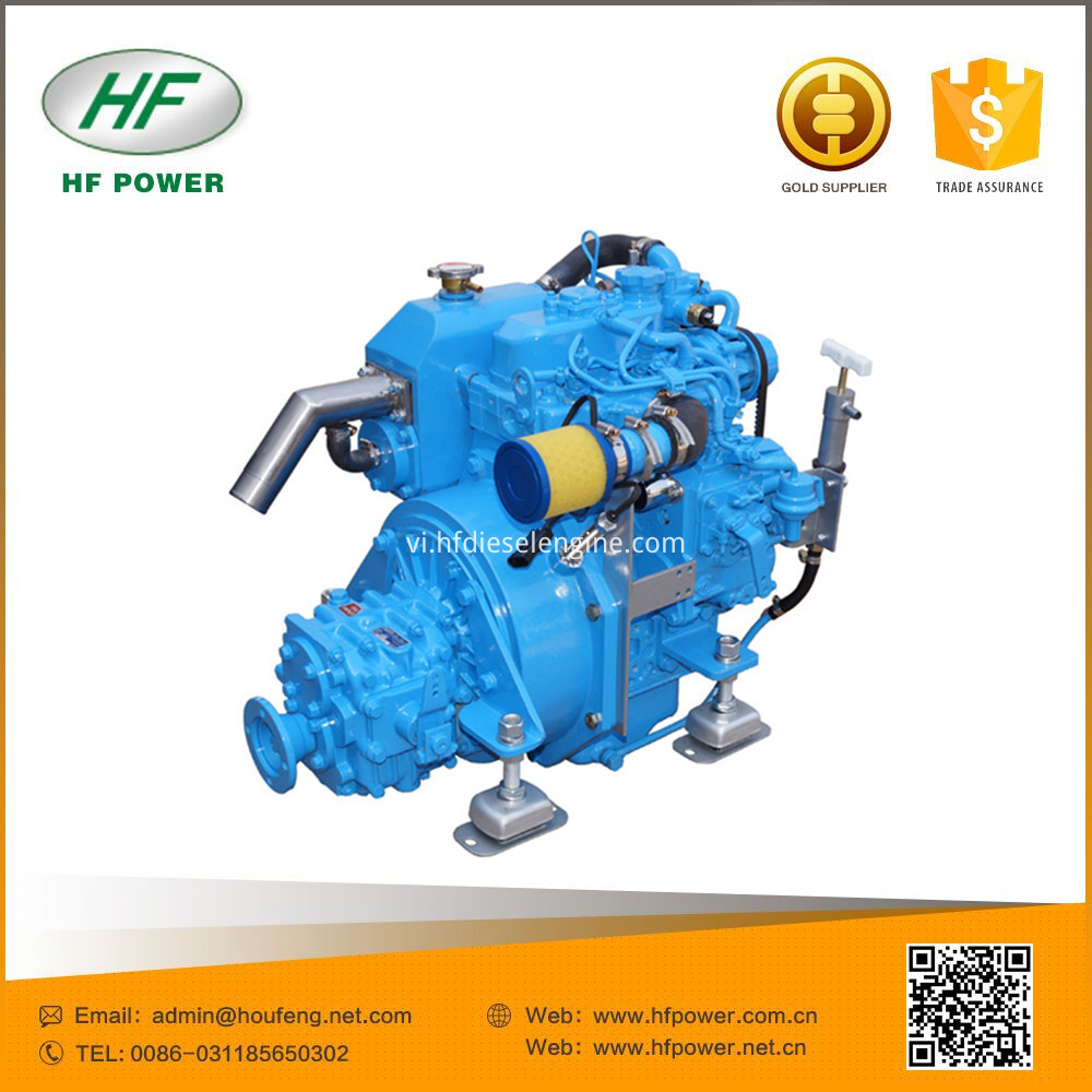 2m78 marine engine with gearbox