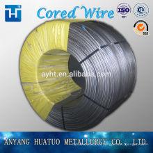 Anyang Calcium Silicon Ferro/Fe Si Ca cored wire/ Ferro Silicon Alloy Deoxidizer