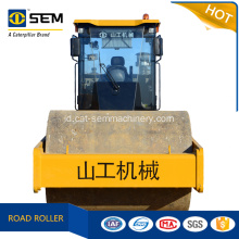 CAT SEM518 Single Drum Loader Road Roller