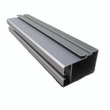 Perfiles de extrusión de aluminio con riel deslizante para ventanas 6063 T5