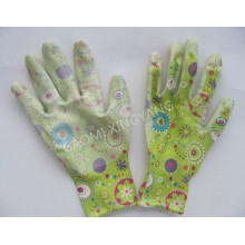Natrile Coated Handschuh Arbeitsschutz Sicherheitshandschuhe (N6004)