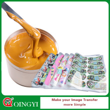 Tinta offset de sublimação de alta qualidade de Qingyi para máquina de impressão offset