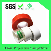 High Adhesion Double Sided Pet Adhesive Tape for Electronic Industry