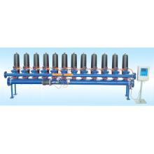 Высокоэффективный дисковый фильтр для очистки регенерированной воды