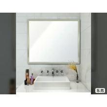 2018 vente chaude maison / hôtel décoration grande taille walling pendaison miroir de salle de bains